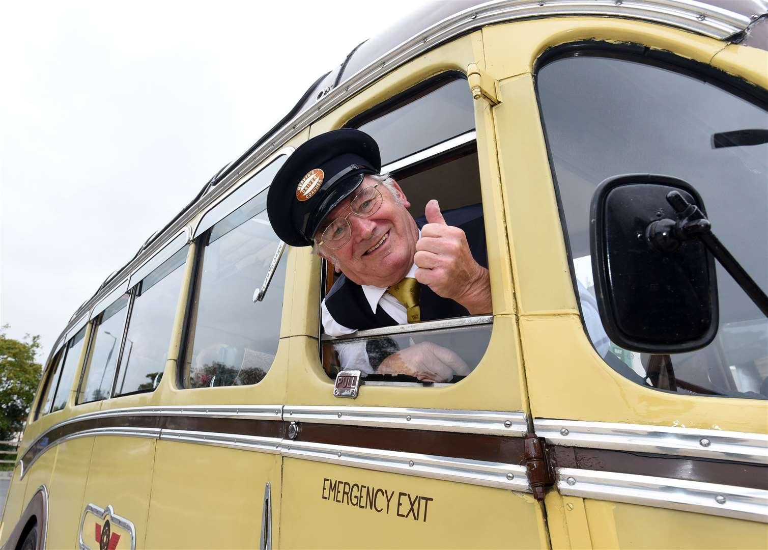 Driver Mervyn Annetts