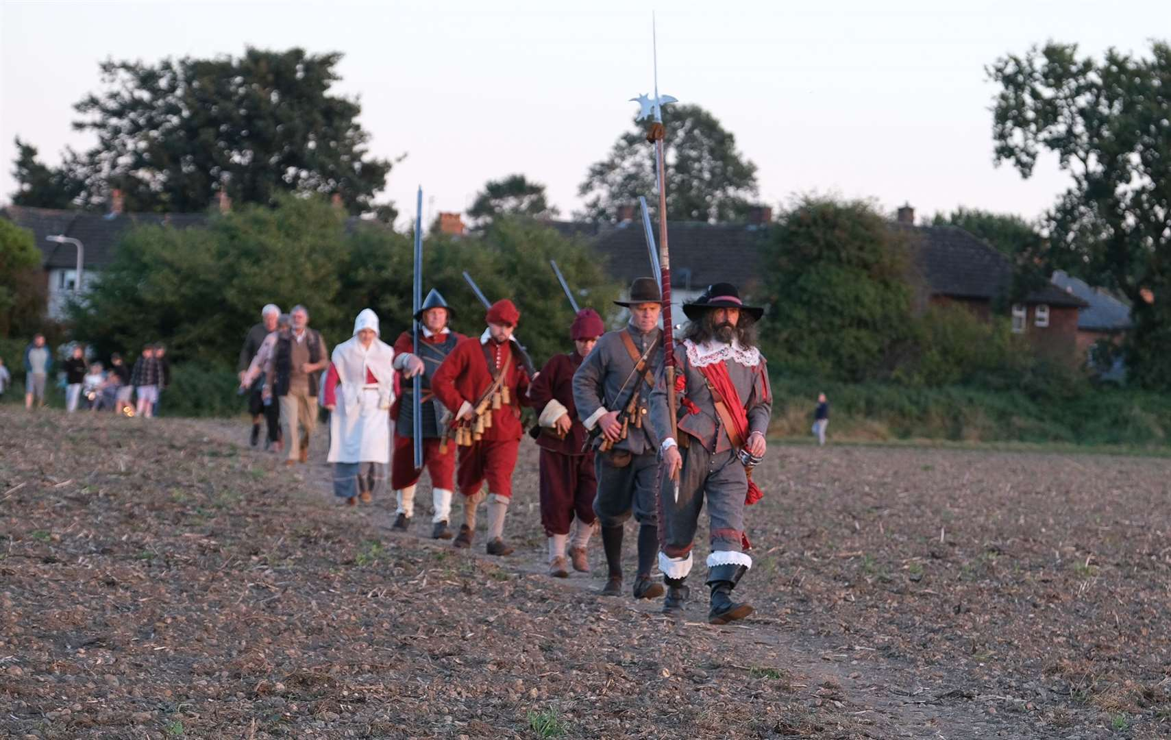 Commemorate the First Battle of Newbury.  ..Ref: 38-1621.  (51440041)