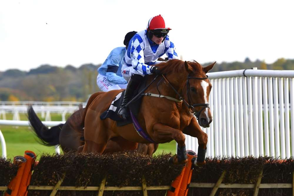 Major Mac is declared to run in the Betfred Challow Hurdle