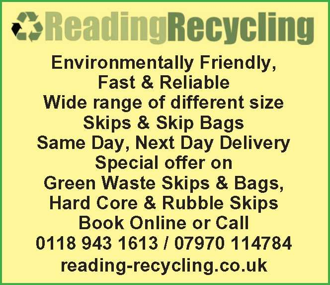 Reading Recycling