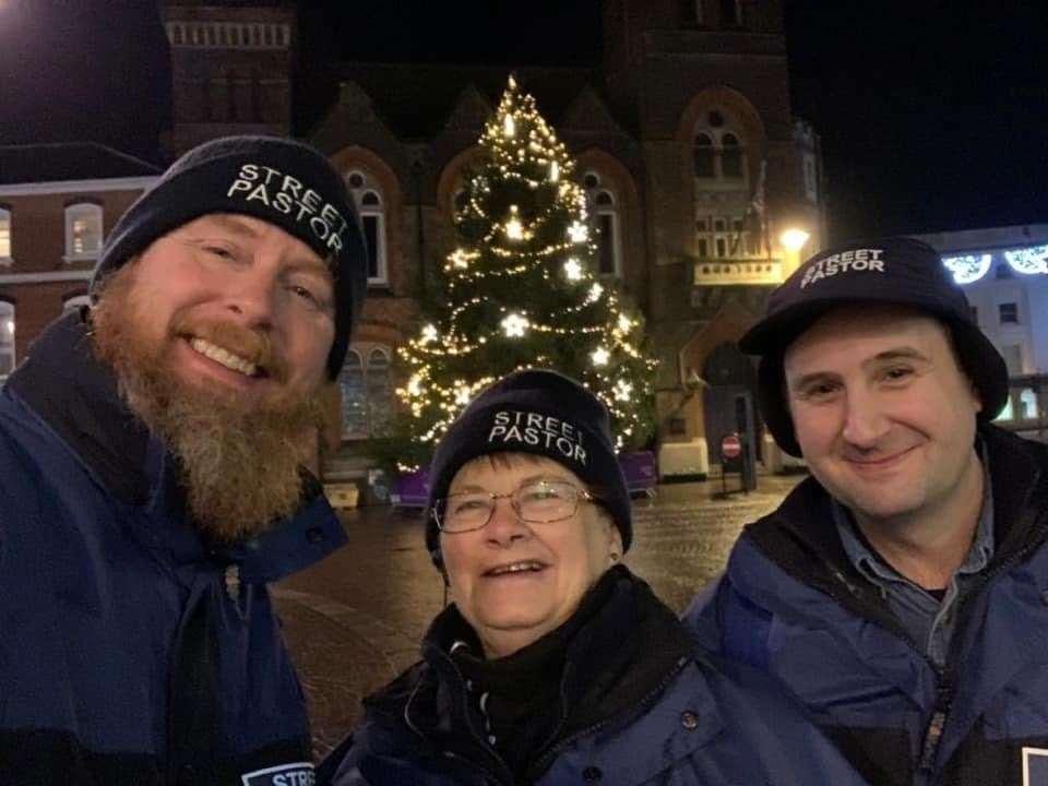 Newbury Street Pastors on Patrol (47948803)