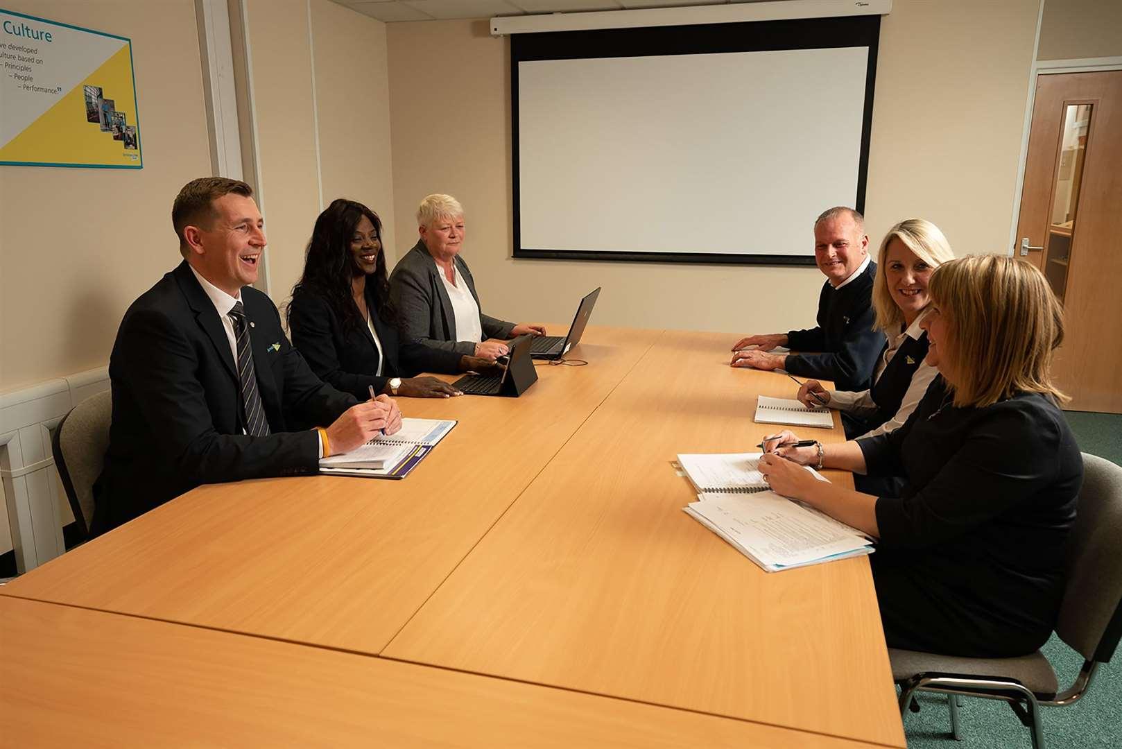 Communal Housing Quality Assurance Management Meeting ServiceMaster Clean Newbury (48922542)