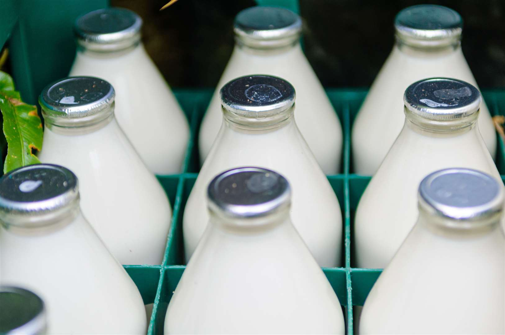 Residents have been voicing their concerns after a milk delivery company announced it was switching to online ordering